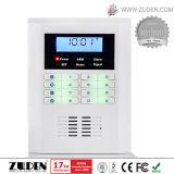 Беспроволочный сигнал тревоги GSM домашней обеспеченностью с индикацией LCD