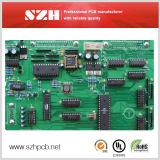 Fournisseur de panneau du contrôleur 1oz HASL PCBA de surface adjacente