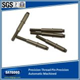 Precise Thread Pin com Precicion Machined
