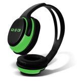 De hete Verkopende Overhandse Goedkope Hoofdtelefoon van Bluetooth van de Hoofdtelefoon Wirelesss