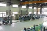Linea di produzione completamente automatica della saldatura della trave della grata della barra d'acciaio