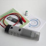 Voltmètre d'USB d'enregistreur de données de tension CC de Digitals d'affichage d'affichage à cristaux liquides
