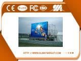 Visualización de alquiler caliente al aire libre de las ventas LED de P4.81 P3.91 que funde la pantalla del LED a troquel