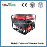 Luft abgekühlter beweglicher Generator des Benzin-6kw