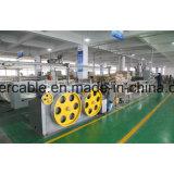 Кабель камеры кабеля CCTV цены по прейскуранту завода-изготовителя Rg59 с силовыми кабелями 18AWG