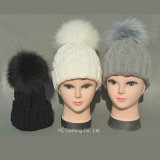 卸し売りStylish Winter CapおよびHat Adult Knit Hat