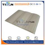 Le plafond stratifié par PVC couvre de tuiles le plastique décoratif