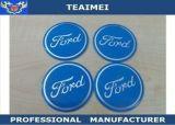 De beste Stickers van het Embleem van het Centrum GLB van het Wiel van het Embleem van de Auto van het Chroom