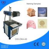 Air de refroidissement 30W CO2 marquage laser Machines pour Wood