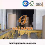 Papier de panneau de doublure de Brown Papier d'emballage de bonne qualité pour la fabrication de carton