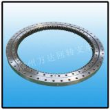 Bearing, Internal Gear를 가진 Slewing Ring Bearing 돌리기