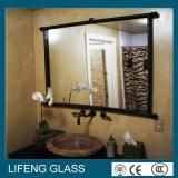 Miroir en verre du meilleur espace libre de salle de bains à vendre