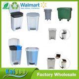 Пластичные мусорный бак/ящик отброса хлама/мусорная корзина