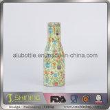 Новая алюминиевая бутылка напитка