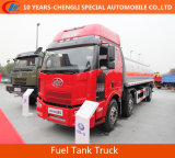 25000liters 3axles Faw Fuel Tank Truck