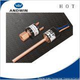 Contrôle de pression simple de réinitialisation automatique de lanceur de coupure simple de qualité