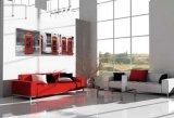 中国の工場販売の現代ガラス絵画