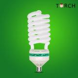 Meia lâmpada energy-saving espiral 160W do poder superior CFL-2016 novo