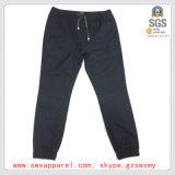 Pantalones del tipo de tela de algodón de los hombres calientes de la venta del nuevo diseño de la manera