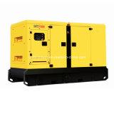 225kVA 180kw Cummins Soundproof Diesel Generator Set con ATS