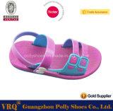 Sandalia plana del niño, sandalia del verano de la manera
