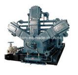 compresor de aire sin aceite del animal doméstico 4.0MPa del pistón de alta presión del tornillo (KSP110/90-40)