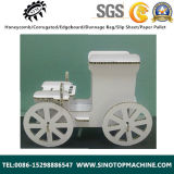 Машина Corrugated картона разрезая для малых частей