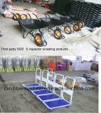 Räder pH150 vier, die Plattform-Hand-LKW/faltbare Handlaufkatze falten