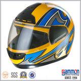 Qualität ABS volles Gesichts-Motorrad-/Motorrad-Sturzhelm (FL120)