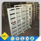 Паллет пакгауза хранения складывая стальной с покрытием порошка