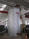 caldera termal de gas vertical del petróleo 5t/H