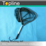 Rete di atterraggio di alluminio del procacciatore di pesca della maniglia