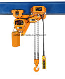 低いHeadroom 2ton 2/1 Electric Hoist