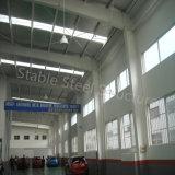 Stahlkonstruktion-Auto-Reparatur-Werkstatt mit Büro