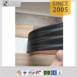 Plancher desserré de vinyle de la configuration 5.0mm de modèle en bois avec le noeud
