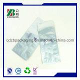 Constructeur de sac de blocage de fermeture éclair de papier d'aluminium