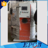 Type verticale Single Drum 200kg Residential Diesel Boiler