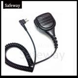 IP56 haut-parleur imperméable à l'eau MIC pour la radio bi-directionnelle de Motorola