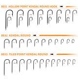 Крюк Kendal дешевого варианта высокуглеродистый круглый удя