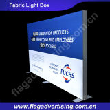 2016 Hotsale LED Messe Anzeige Stoff Light Box