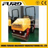 Un costipatore a vibrazioni in tandem idraulico da 2 tonnellate (FYL-900)