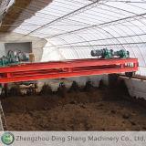 肥料装置: E-F6000肥料Scrowターナー