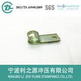 Металл давления золота штемпелюя части для клипера провода