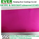 Candy Color Blue Transparent Purple Topcoat Electrostatic Spray Powder Coating