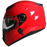 Шлемы мотовелосипеда полной стороны сбывания высокого качества горячие с стандартом Sunvisor ECE