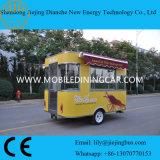 Kar van het Voedsel van China de Elektrische Mobiele met Uitstekende kwaliteit