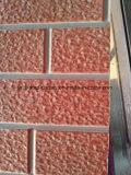 Painel de sanduíche composto gravado da isolação da superfície de metal