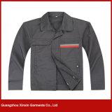 OEM 공장은 주문 설계한다 자신의 로고 (W109)를 가진 건축 작업 착용을