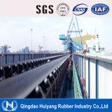 Bande de conveyeur en acier industrielle anti-calorique de cordon (ST630-7500)