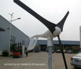 moinho horizontal da turbina de vento 600W apropriado para a baixa área do vento